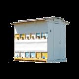 Технология павильонного содержания пчел