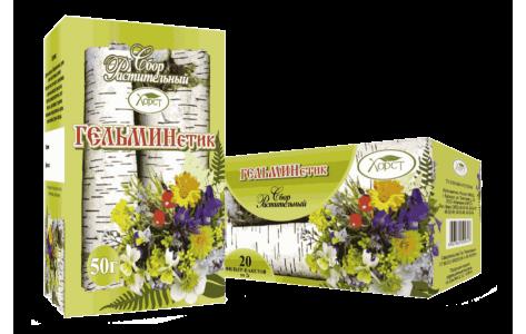 Гельминетик, Сбор растительный ХОРСТ