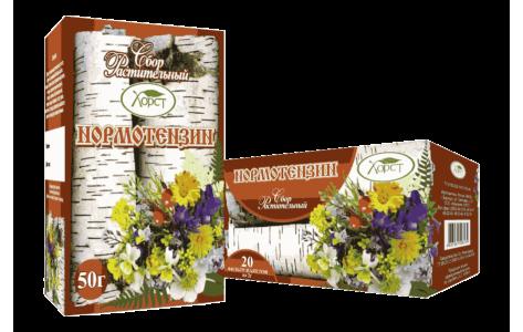 Нормотензин, Сбор растительный ХОРСТ