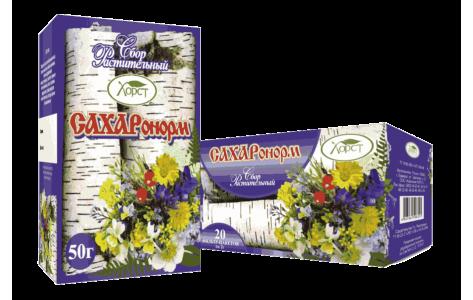 Сахаронорм, Сбор растительный ХОРСТ