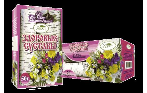 Здоровые суставы (Фитосуставин), Сбор растительный ХОРСТ