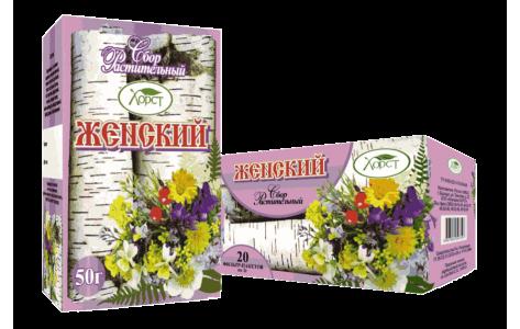 Женский, Сбор растительный ХОРСТ