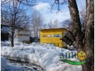 Mobile pavilion wintering Igoshin O.