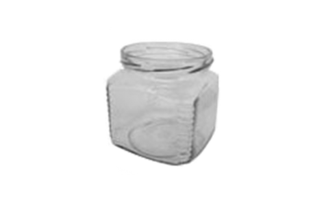 Купить стеклянную банку для меда 250 мл