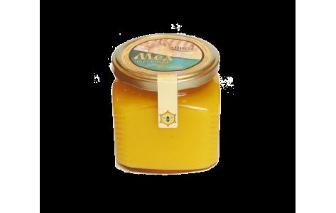Купить мед цветочный полевой 500 грамм (нетто)