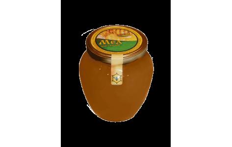 Гречишный мед 750 грамм (нетто)