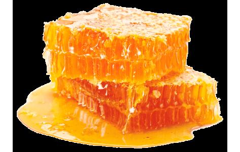 Лесной мед в сотах 400 грамм