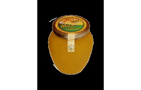 Купить мед цветочный лесной 750 грамм (нетто)