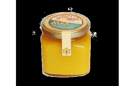 Купить мед цветочный полевой 1000 грамм (нетто)