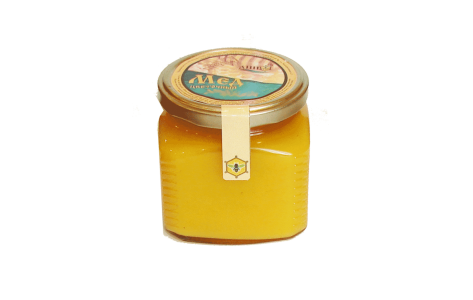 Купить мед цветочный полевой 330 грамм (нетто)