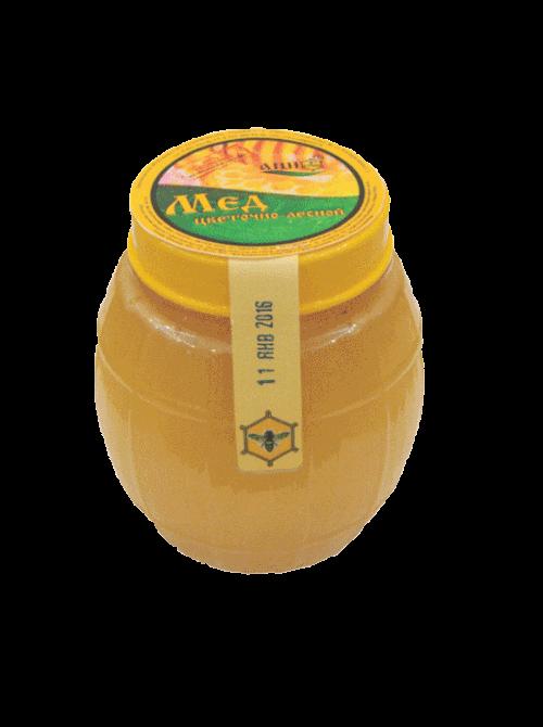 мед цветочный лесной