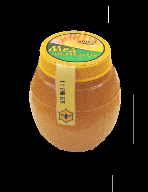 мед цветочный полевой