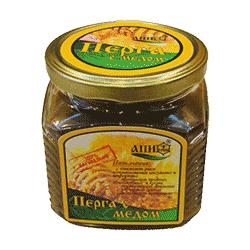 Купить медовую композицию Перга с медом в Казани